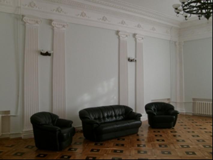 Внутренние помещения ДКЖ